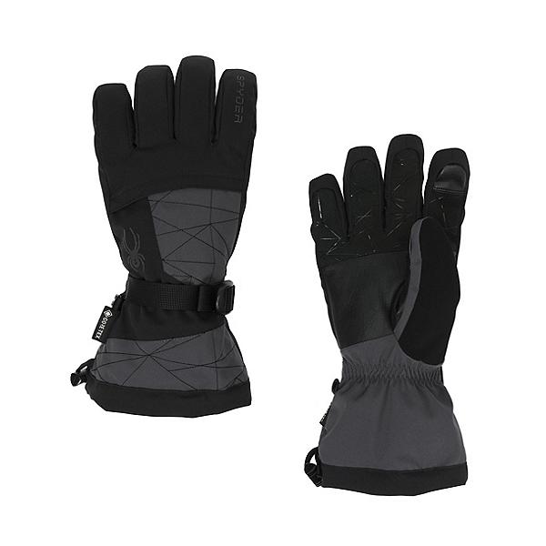 Spyder Overweb GTX Gloves, Ebony, 600