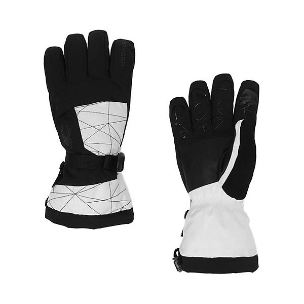 Spyder Overweb GTX Gloves 2020, White, 600