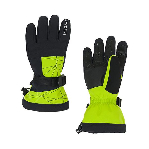 Spyder Overweb Kids Gloves, Mojito, 600