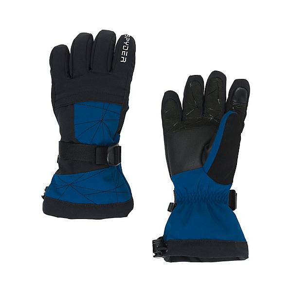 Spyder Overweb Kids Gloves, Old Glory, 600
