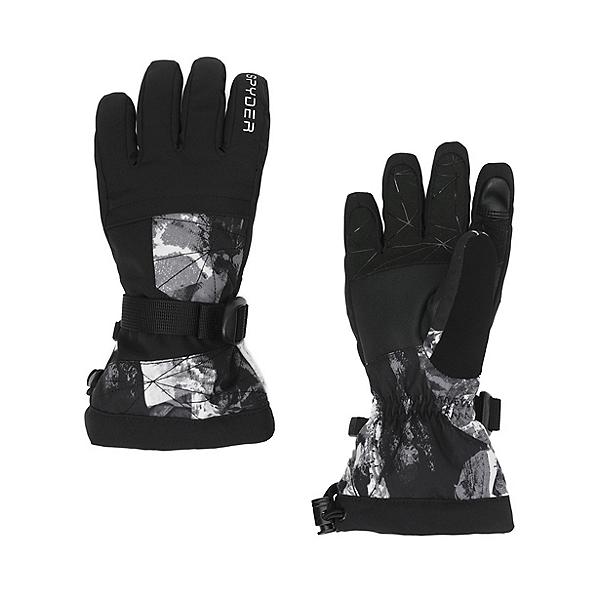 Spyder Overweb Kids Gloves 2020, Frozen In Time, 600