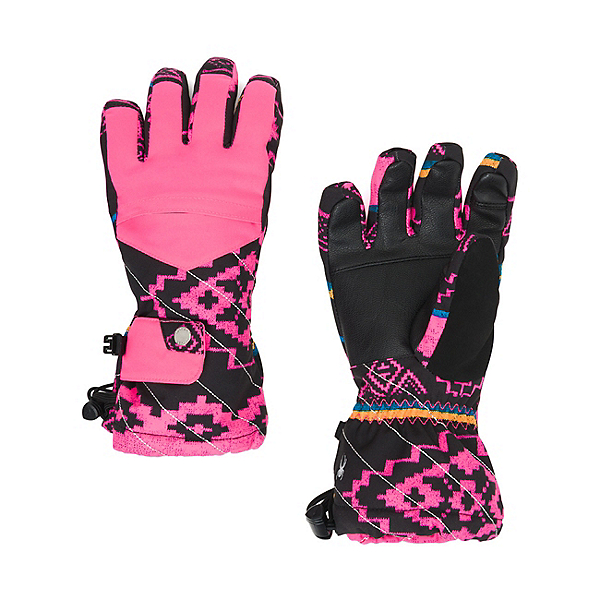 Spyder Synthesis Girls Gloves, Sweater Weather, 600