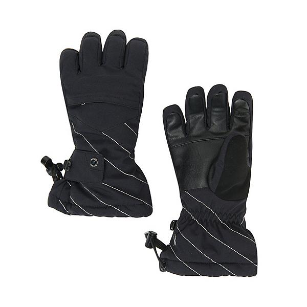 Spyder Synthesis Girls Gloves 2022, Black, 600