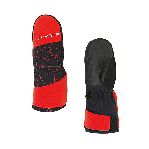 Spyder Cubby Toddlers Mittens, Volcano, 600