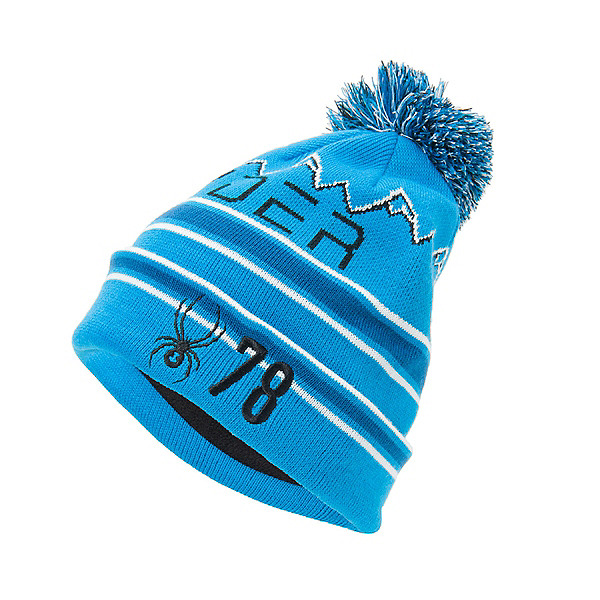Spyder Icebox Hat, Lagoon, 600
