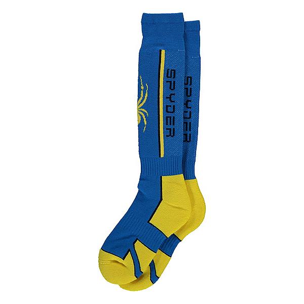 Spyder Sweep Kids Ski Socks 2021, , 600