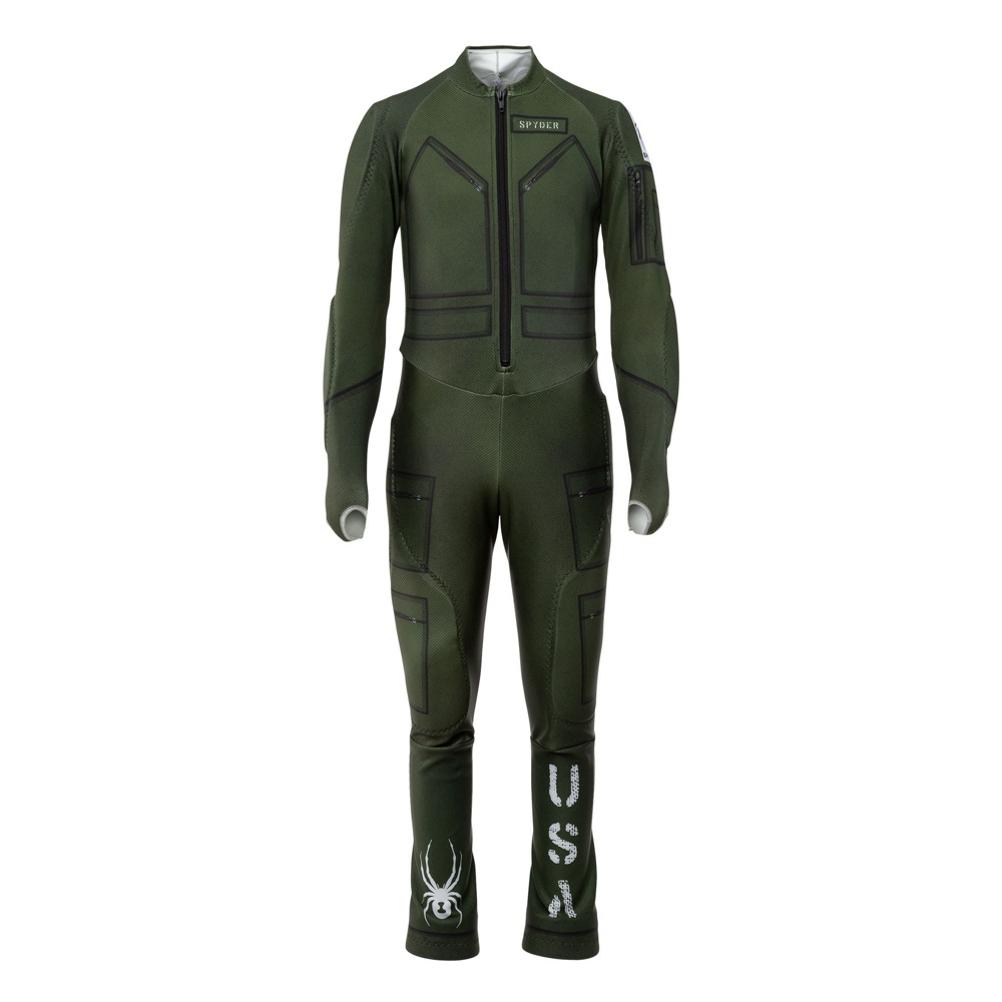 Spyder Boys Nine Ninety Race Suit im test