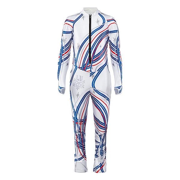 Spyder Girls Performance GS Race Suit, Volcano, 600