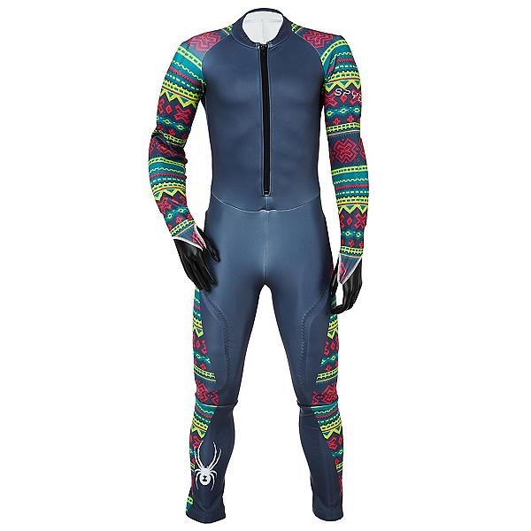Spyder Girls Nine Ninety Race Suit, Ebony, 600