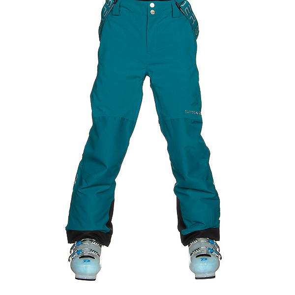 Spyder Valor GTX Girls Ski Pants, Swell, 600