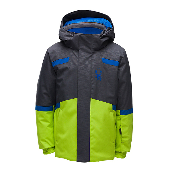 Spyder Mini Kitz Toddler Ski Jacket 2020, Mojito, 600