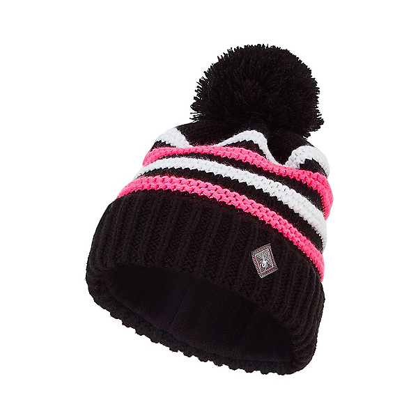 Spyder Arrow Kids Hat, Black, 600