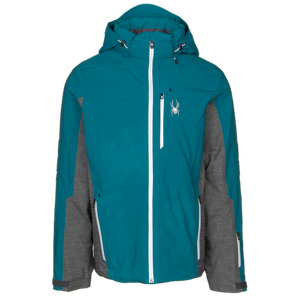 Spyder Orbiter GTX Mens Insulated Ski Jacket 2020, Swell, 600