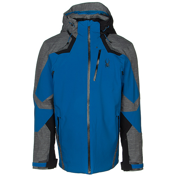 Spyder Leader GTX Mens Insulated Ski Jacket, Old Glory, 600