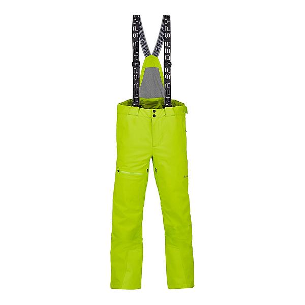 Spyder Dare GTX Mens Ski Pants, Sharp Lime, 600