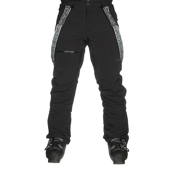 Spyder Dare GTX Mens Ski Pants, Black, 600