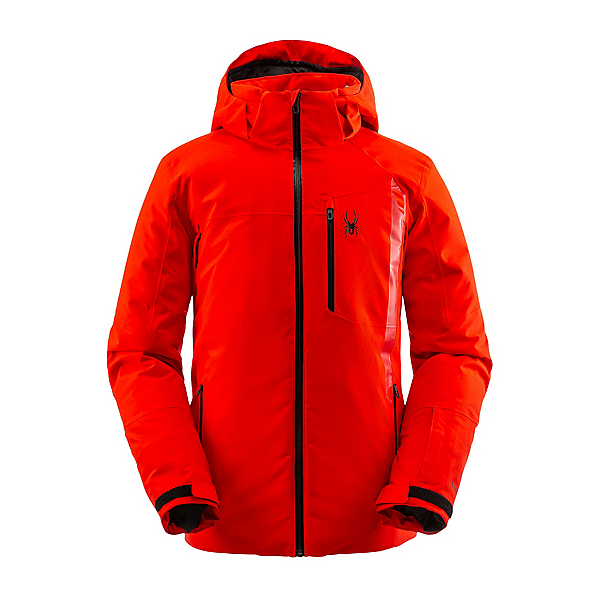 Spyder Tripoint GTX Mens Insulated Ski Jacket, Volcano, 600