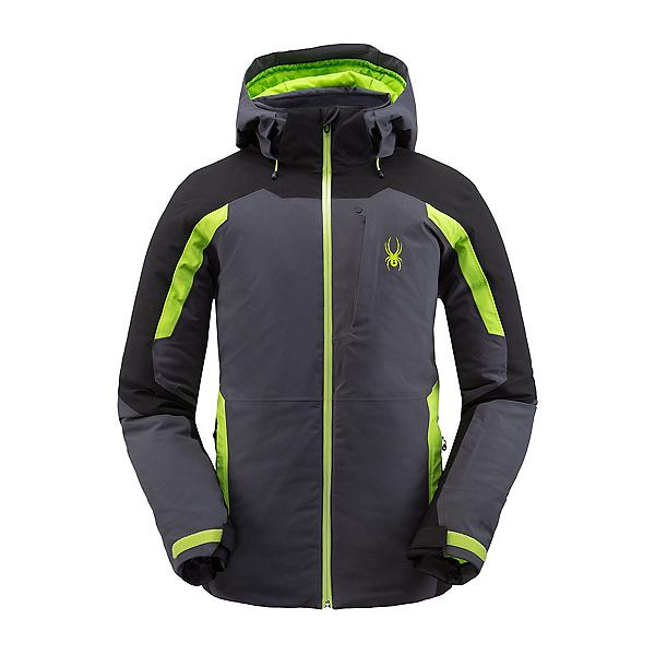 Spyder Copper GTX Mens Insulated Ski Jacket, Ebony, 600
