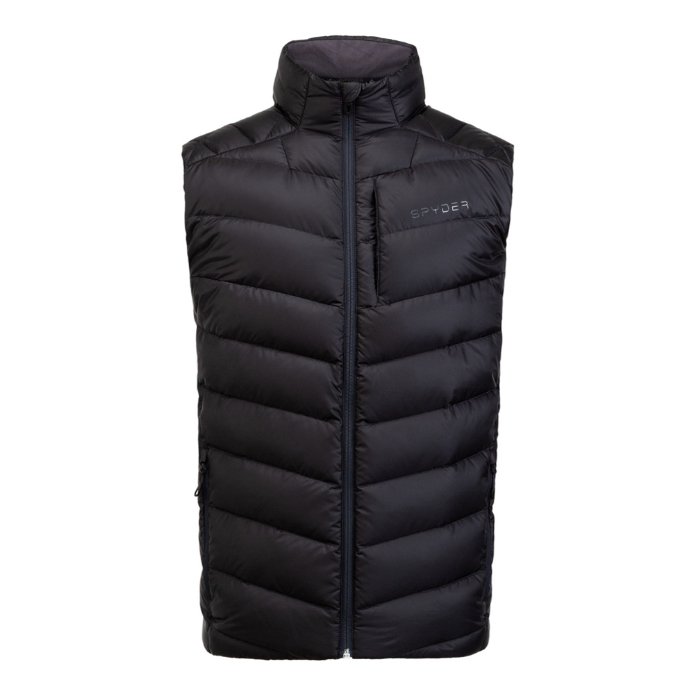 Spyder Timeless Down Mens Vest im test