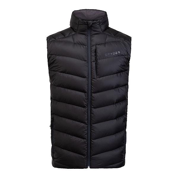 Spyder Timeless Down Mens Vest 2020, Black, 600