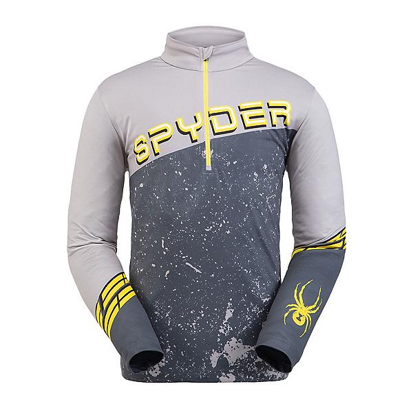 Spyder Mandate Zip T-Neck Mens Mid Layer, , 600