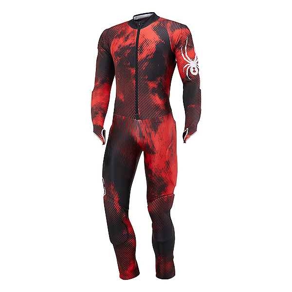 Spyder Nine Ninety Race Suit, Black-Volcano, 600