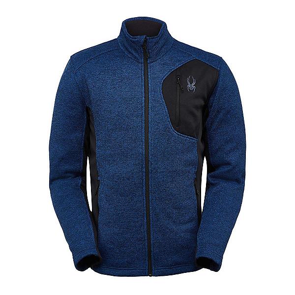 Spyder Bandit Full Zip Mens Sweater, , 600