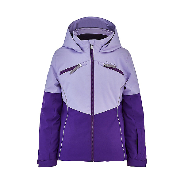 Spyder Conquer Girls Ski Jacket, Majesty, 600