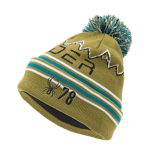 Spyder Icebox Kids Hat, Sarge, 600