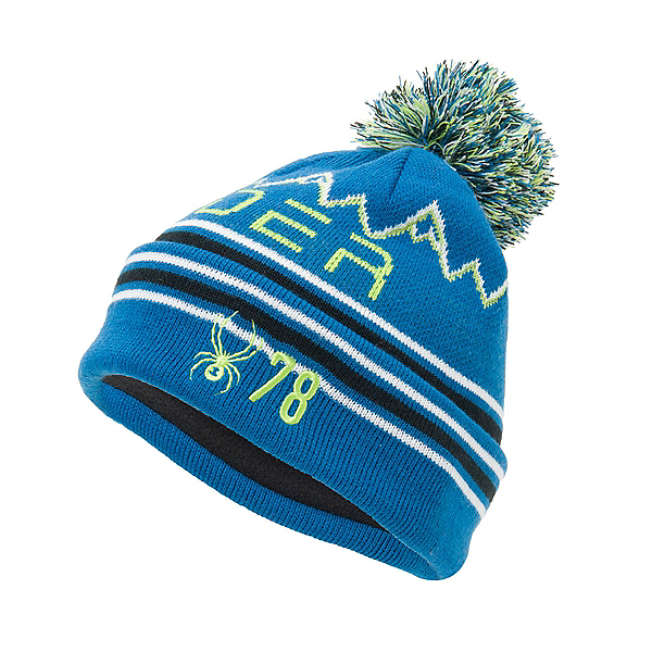 Spyder Icebox Kids Hat, Old Glory, 600
