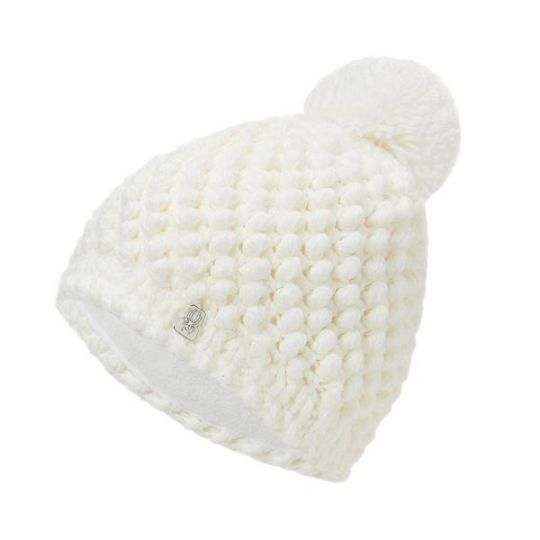 Spyder Brrr Berry Kids Hat, White, 600