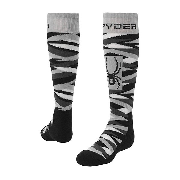 Spyder Peak Kids Ski Socks, , 600