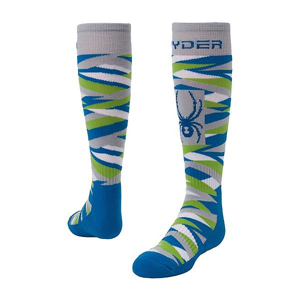 Spyder Peak Kids Ski Socks 2021, , 600