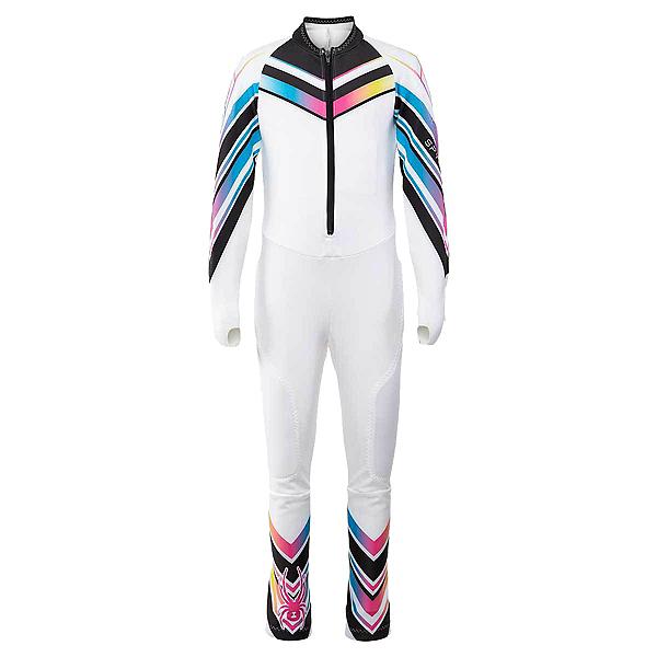 Spyder Nine Ninety Womens Race Suit, White, 600