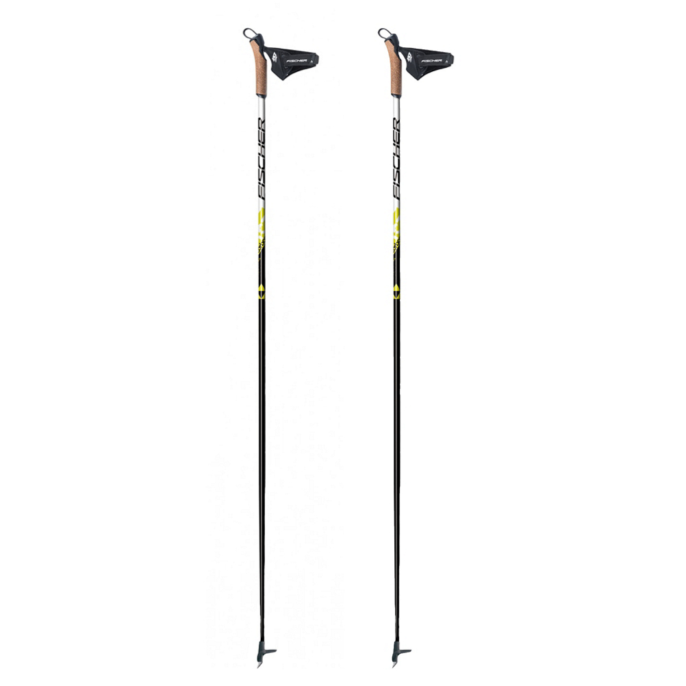 Image of Fischer RC3 Carbon Cross Country Ski Poles 2020