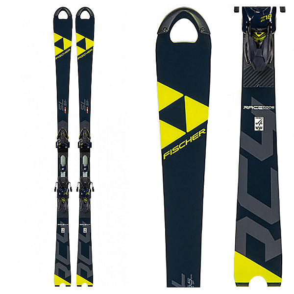 Fischer RC4 WC SL Curv Boost Womens Race Skis, , 600