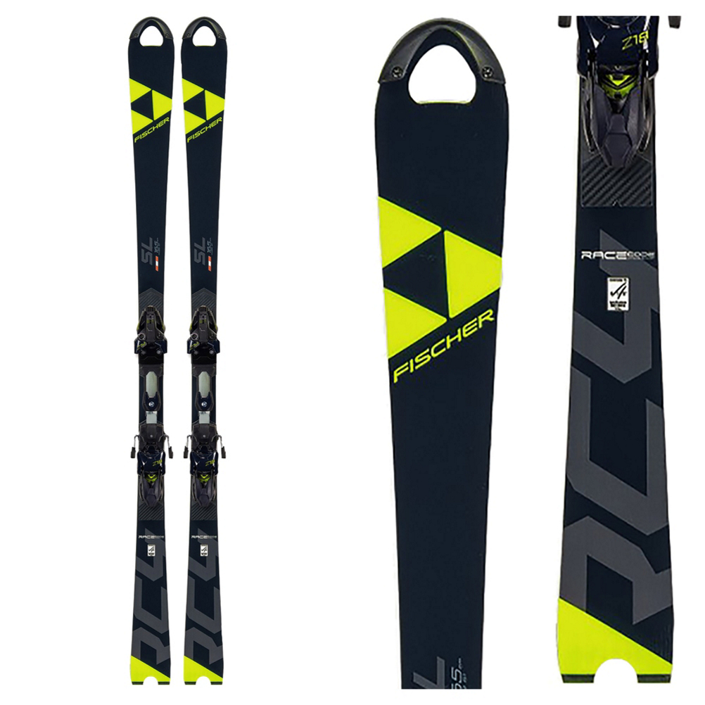 Fischer RC4 Worldcup SL Curv Booster Race Skis 2020