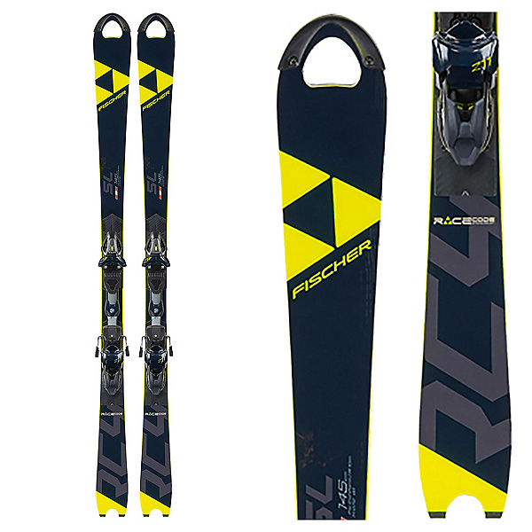 Fischer RC4 Worldcup SL Junior Race Skis, , 600