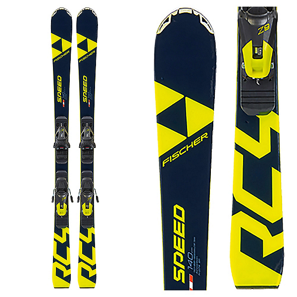 Fischer RC4 Speed Jr Junior Race Skis 2020, , 600