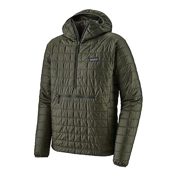 Patagonia Nano Puff Bivy Mens Jacket, Industrial Green, 600