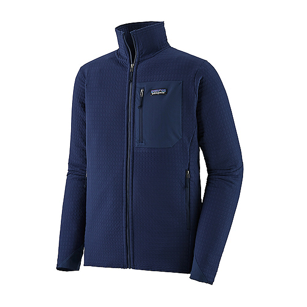 Patagonia R2 Techface Mens Mid Layer, Classic Navy, 600