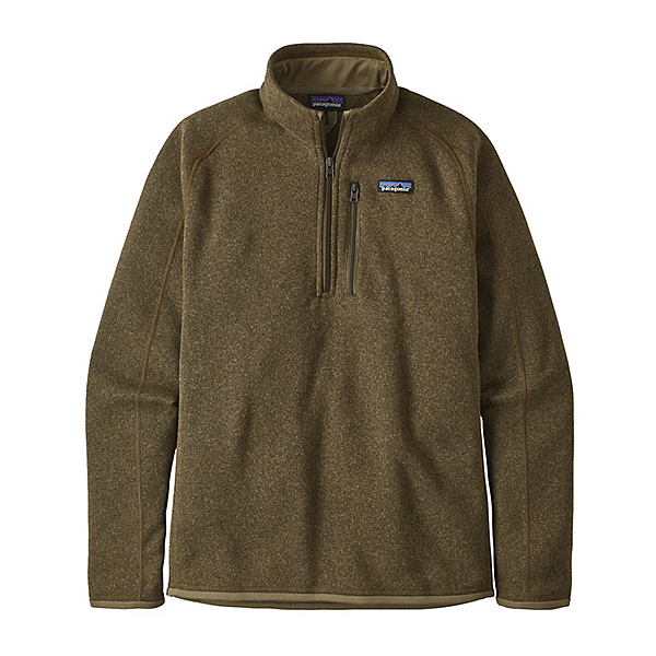 Patagonia Better Sweater Mens Mid Layer, Sage Khaki, 600