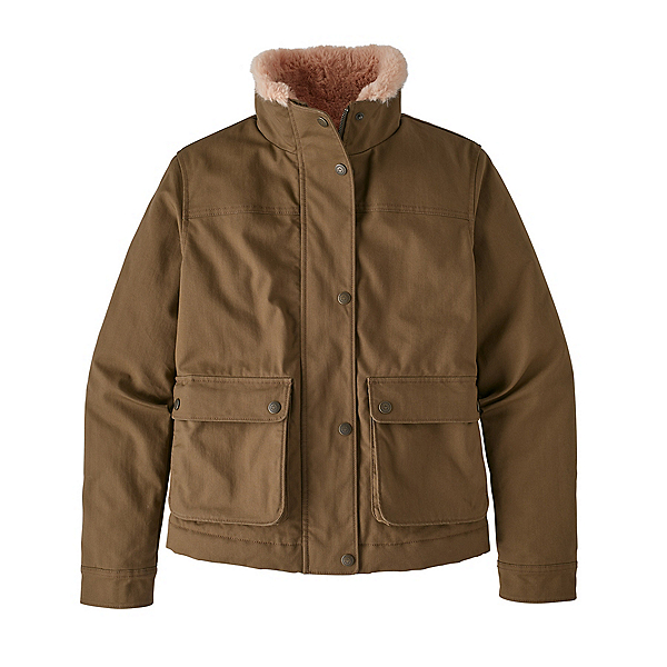 Patagonia Maple Grove Womens Jacket, Owl Brown, 600