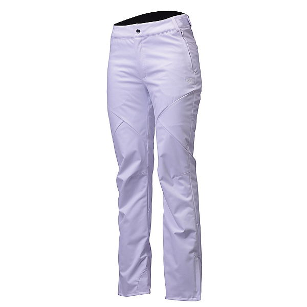 Descente Norah Pant Womens Ski Pants, Super White, 600