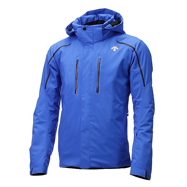 Descente Glade Jacket Mens Insulated Ski Jacket, Victory Blue, 600