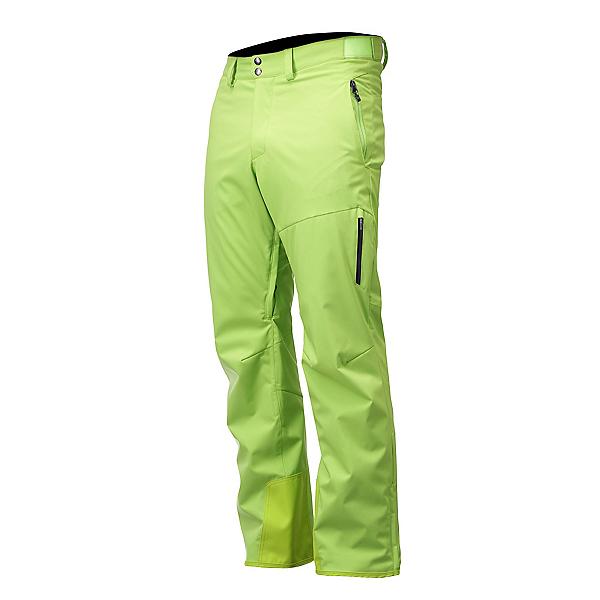 Descente Stock Mens Ski Pants 2020, Lime Green, 600
