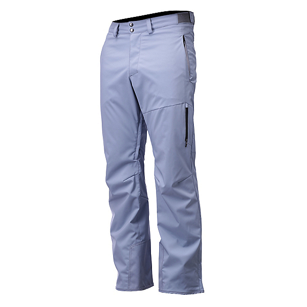 Descente Stock Mens Ski Pants, Titanium, 600