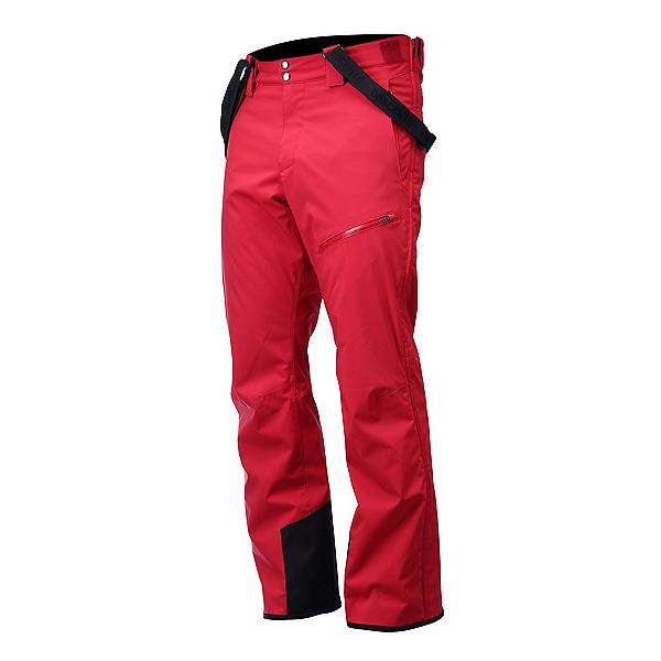 Descente Canuk Mens Ski Pants, Electric Red, 600