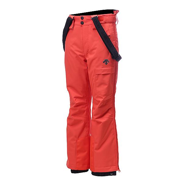Descente Ryder Pant Kids Ski Pants, Orange, 600