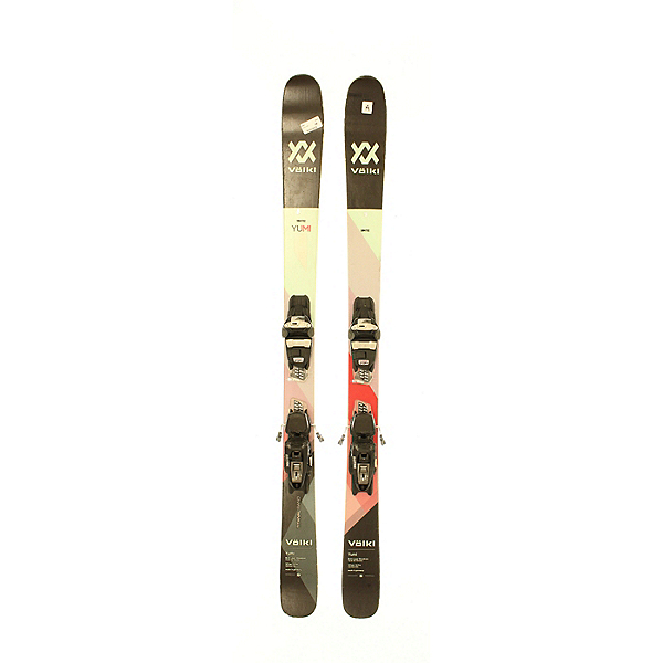 Used 2018 Volkl Yumi Skis with Marker Squire Bindings(A Condition), , 600